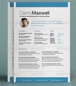 resume format download in word las mejores plantillas de curriculums vitae creativos esandra