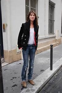 Instagram Charlotte Gainsbourg : style icon charlotte gainsbourg anya georgijevic ~ Medecine-chirurgie-esthetiques.com Avis de Voitures