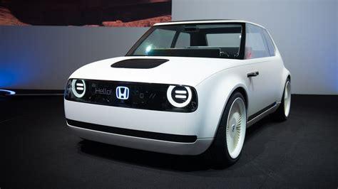 2017 Honda Urban Ev Concept Review  Top Speed