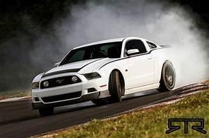 Vaughn Gittin Jr. reveals 2013 Mustang RTR [w/video] | Autoblog