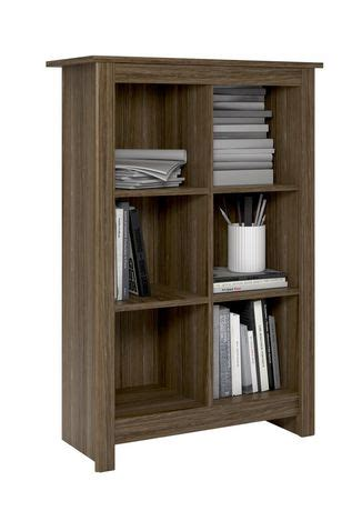 Where Can I Buy A Bookcase by Dorel Bailey 6 Cube Storage Bookcase Walmart Canada