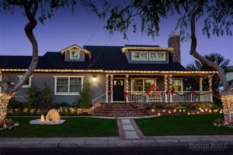 ideas for christmas lights on a ranch house outside light ideas houses decorated with lights