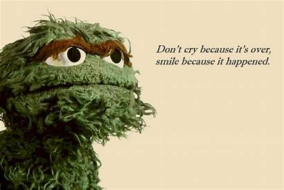 Grouch Oscar Dumpster Sesame Quotes Street Evicted