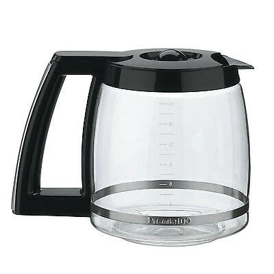 Customer care product assistance international customers Cuisinart DCC-3200 Replacement Carafe Glass 14 Cup Coffee Maker Brew Parts | eBay