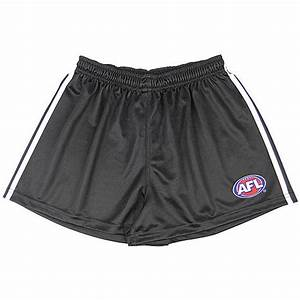 Colour Chart Collingwood Magpies 2016 Youth Auskick Home Shorts Shbcohb