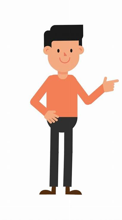 Clipart Person Unhappy Pointing Pastor Transparent Male