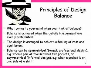 Principles of Design ©PDST Home Economics. - ppt video ...