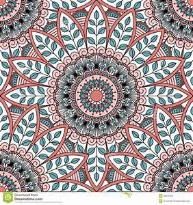 Bettwäsche Orientalisches Muster : nahtloses orientalisches muster vektor abbildung illustration 48012610 ~ Whattoseeinmadrid.com Haus und Dekorationen