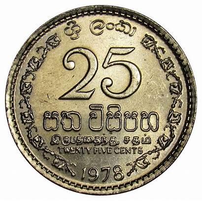 Sri Lanka Coin Cents 1978