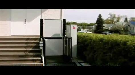 freedom exterior wheelchair platform lift accessibility