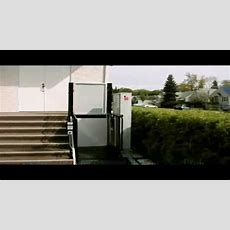 Freedom Exterior Wheelchair Platform Lift  Accessibility