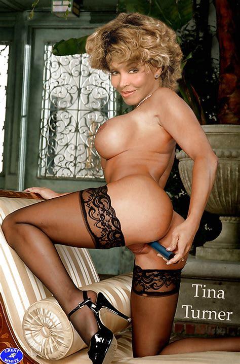 Tina Turner Nude And Interracial Fakes 26 Pics Xhamster