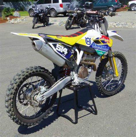Husqvarna Fc 350 Picture by 2015 Husqvarna Fc 350 Motorcycle From Port Orchard Wa