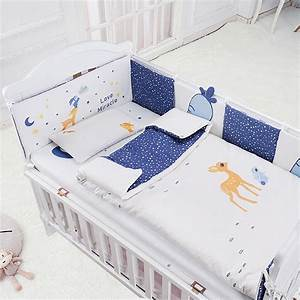baby, bed, bumper, protector, comfortable, newborn, cot, crib