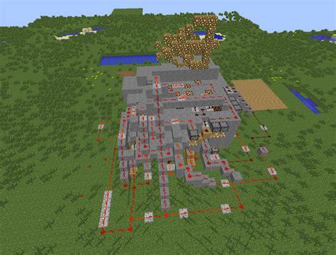 Minecraft Redstone Haus V 10 Maps Mod Für Minecraft