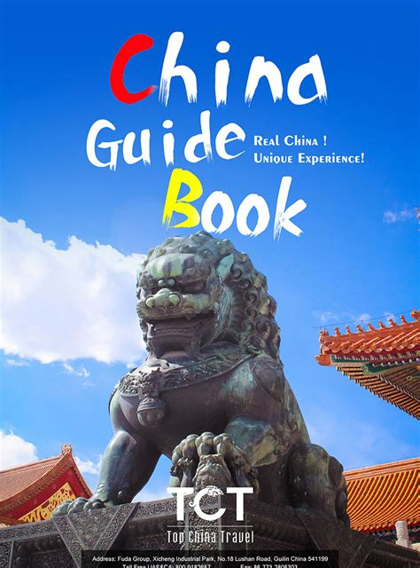 Best China Travel Guide Book (PDF) Free Download for Travelers