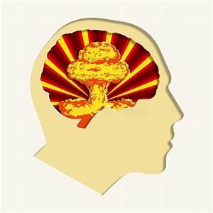 Mind Blown Stock Vector  Illustration Of Character  Light