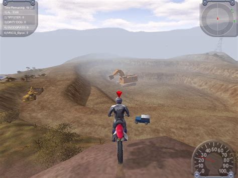 games like motocross madness activewin motocross madness 2 review