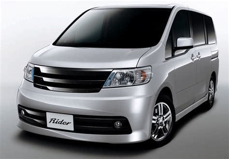 Nissan Serena Wallpapers by Autech Nissan Serena Rider Alpha Ii C25 2005 08 Wallpapers