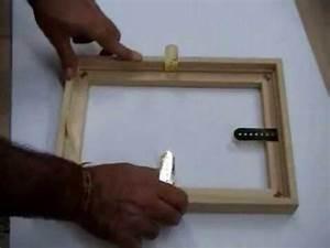 Rahmen Für Spiegel Selber Machen : bilderrahmen selber machen rahmen aus holz von fleury art ~ Lizthompson.info Haus und Dekorationen