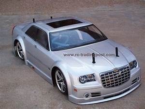 Chrysler 300C 1 10 Custom Painted 200mm HPI RC On Road RC ...