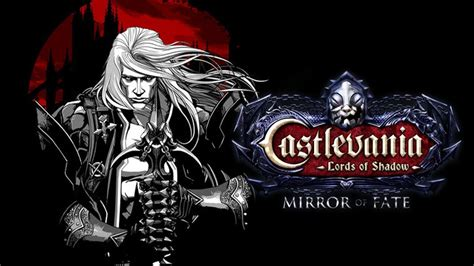 Castlevania Lords Of Shadow Mirror Of Fate ~ Alucard