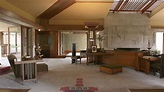 Hollyhock House: Frank Lloyd Wright's First LA Project ...