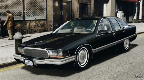 1996 Buick Roadmaster by Buick Roadmaster 1996 For Gta 4