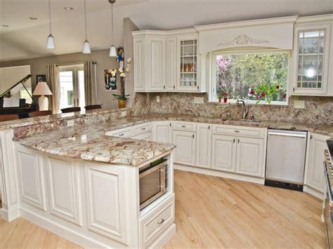 Kitchen Granite Pictures Granite Backsplash by White Kitchens Kitchen Backsplash With Accent