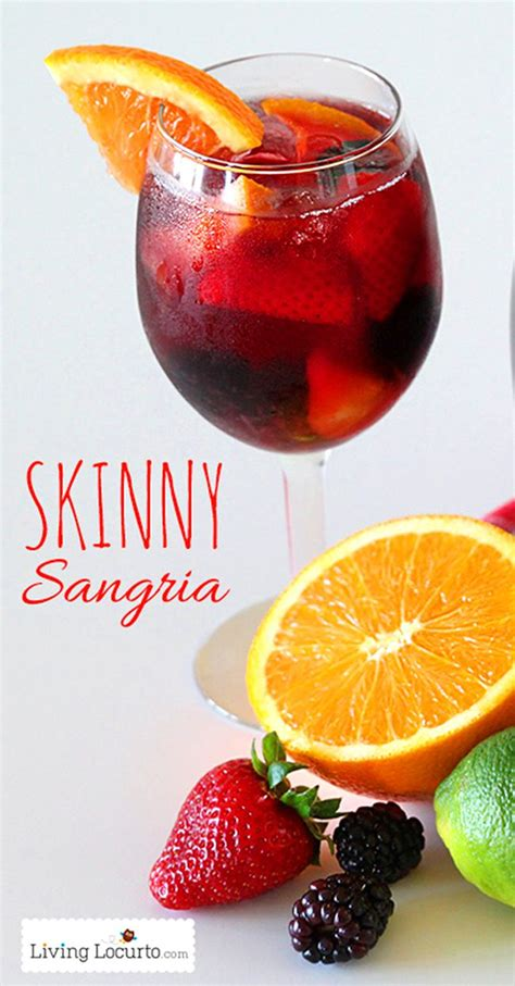 sangria recipe easy skinny sangria recipe easy low calorie cocktail