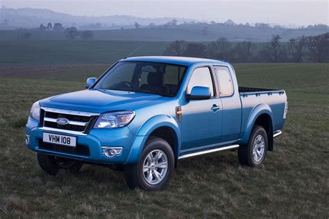 Ford Ranger by Ford Ranger Review 2006 2011 Parkers