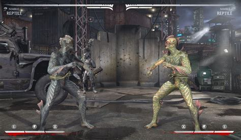 Check Out The Ultimate Horror Pack Skins For Mortal Kombat