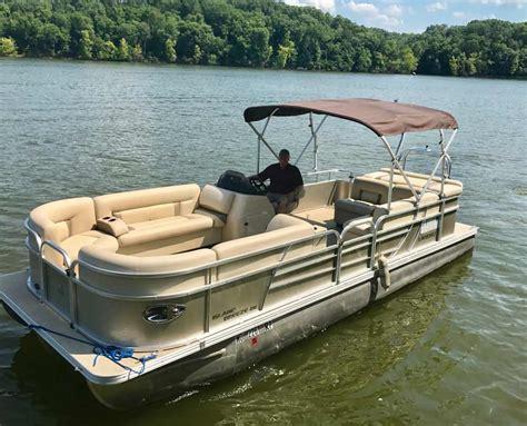 table rock lake pontoon rentals boat rentals hickory hollow resort