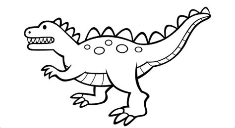 dinosaur coloring pages preschool 20 preschool coloring pages free word pdf jpeg png 159