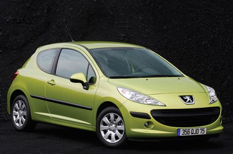 peugeot 207 new 2009 peugeot 207 review prices specs