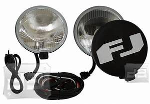 Toyota Fj Cruiser Fog Lights W   Wiring  U0026 Switch Pair