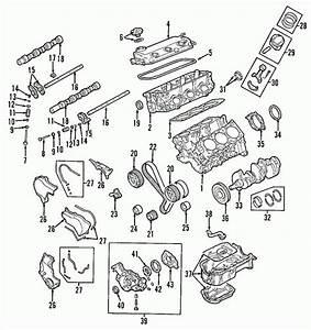 2003 Mitsubishi Galant Engine Compartment Diagram