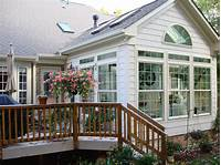 pictures of sunrooms Archadeck of the Piedmont Triad explores the differences between 3-season/4-season rooms and ...