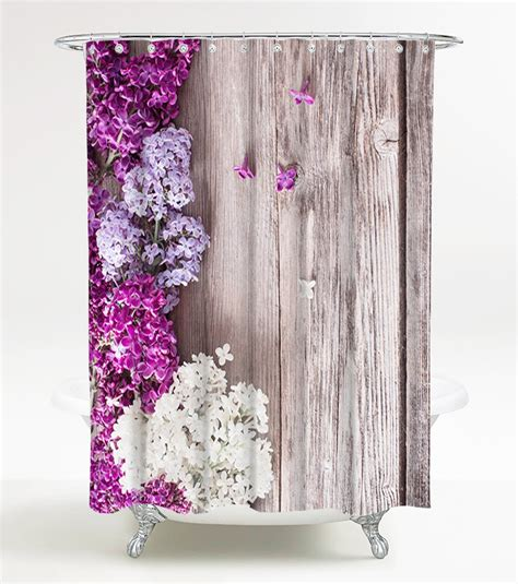 lilac shower curtain shower curtain lilac 180 x 180 cm