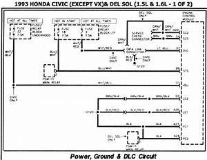 Honda Civic 1986  93
