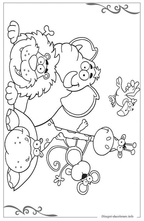 disegni per bambini da colorare animali animali africani disegni per bambini da stare e colorare