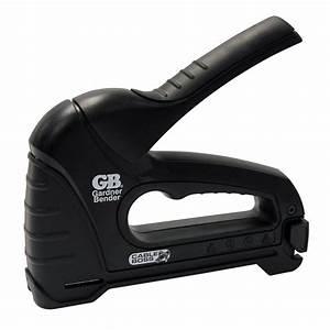 Gardner Bender Cableboss Black Staple Gun-msg-501b