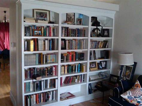 make a desk out of bookshelves how to make a room divider out of bookshelves google