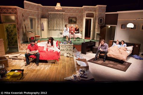 Bedroom Farce by Bedroom Farce At The New Wolsey Theatre Flickr Photo
