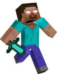 Minecraft Herobrine Skin