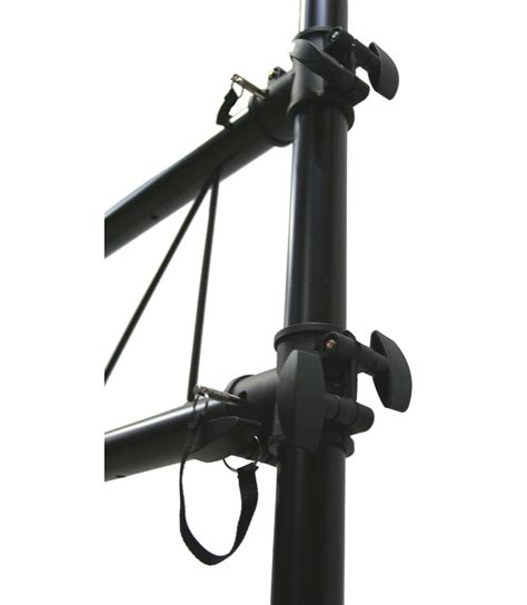 pro audio dj portable light lighting fixture t bar stands
