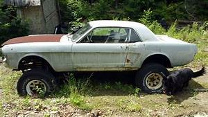 The Suicide Machine: 1965 Mustang 4x4