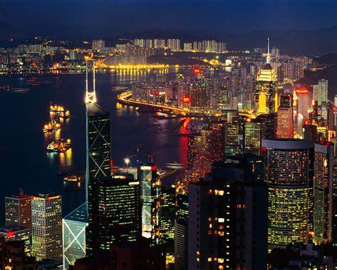 Beautiful City Hong Kong Wallpapers