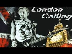 The Clash - London Calling HQ - YouTube