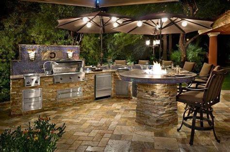 40 Outdoor Kitchen Ideas & Designs 2017  2018  Decorationy
